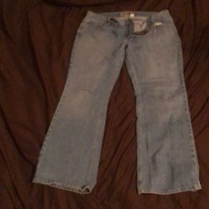 Old Navy jeans boot cut size 16 regular